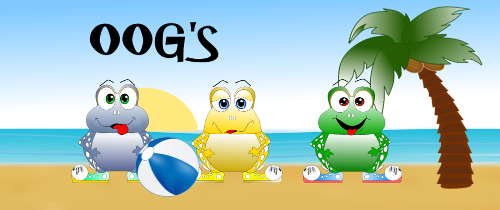 The OOGS on The Beach